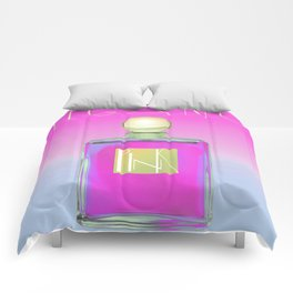 Scented Colors Pink Comforters