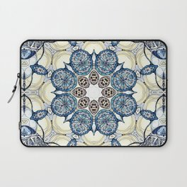 Blue fruit Laptop Sleeve