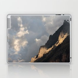 Glacier National Park Sunrise Laptop & iPad Skin
