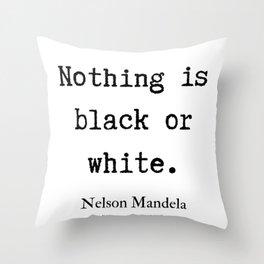 28    Nelson Mandela  Quotes   190818 Throw Pillow