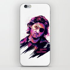 Kurt Russell: BAD ACTORS iPhone & iPod Skin