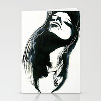 coven Stationery Cards featuring Coven by ArtbyLumi