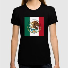 Mexican National Coat of Arms & Seal (HQ image) T-shirt