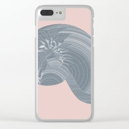 """Gastropoda"" Clear iPhone Case"