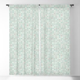 Rainy Day Frog Children's Art Blackout Curtain