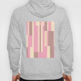 Pinky Wood Pattern Hoody