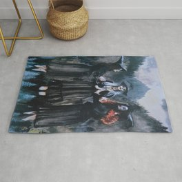 3 Witches Rug