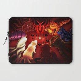 Bijuu Ninja Pets Laptop Sleeve