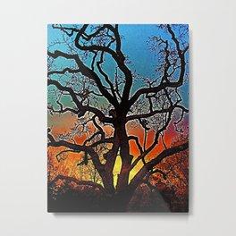 Oaks 1 Metal Print
