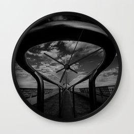 Milwaukee Art Museum Wall Clock
