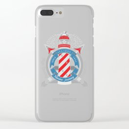 Lighthouse Clear iPhone Case