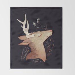 Yarrow Throw Blanket