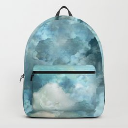 """""""Cotton clouds blue Heaven"""" Backpack"""