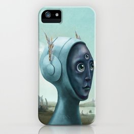 Archaeology of Dreams iPhone Case