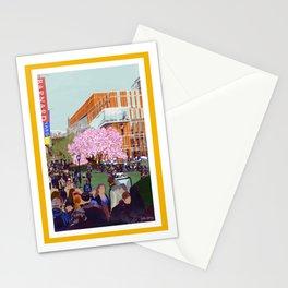 Spring at Barnard College | Barnard Seasons Series Stationery Cards