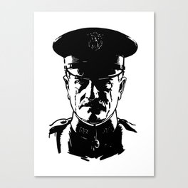 General John Pershing Canvas Print