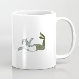 Memaid Cat Coffee Mug