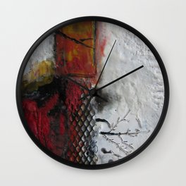 Abitibi Territories Wall Clock