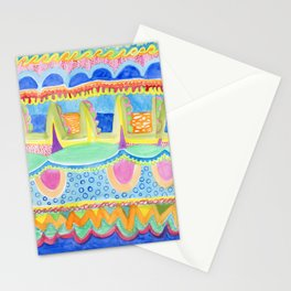 JigJags Stationery Cards