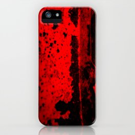 Van Horn iPhone Case