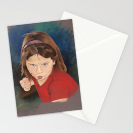 Take That Back Stationery Cards