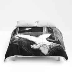 asc 558 - Le clair de femmes (Moonstruck) Comforters