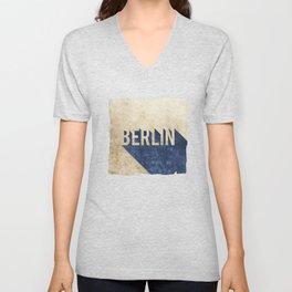 Berlin Unisex V-Neck