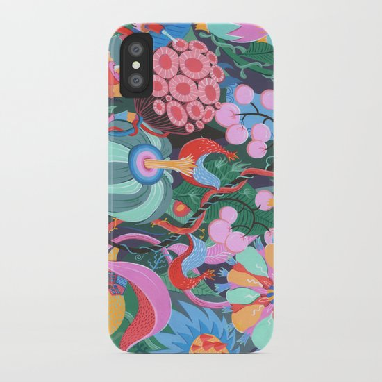 Hidden House iPhone Case