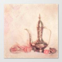 oriental Canvas Prints featuring ORIENTAL by INA FineArt