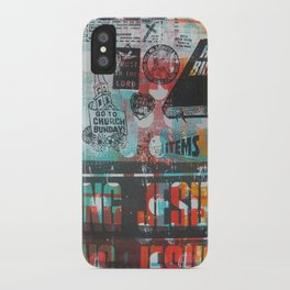 King Jesus iPhone Case