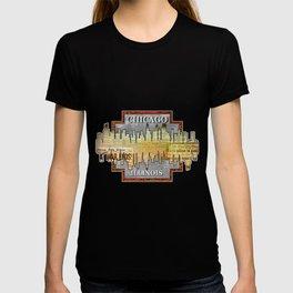 A Souvenir From Chicago T-shirt