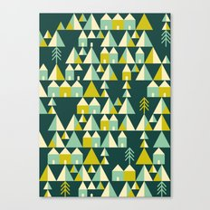 Jahorina Canvas Print