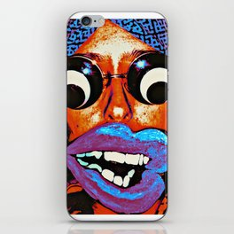 Female  iPhone Skin