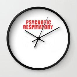 Respiratory Therapist Professional Massage Therapy Massaging Reflexology Gift Wall Clock