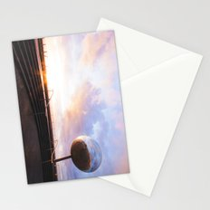 Bokeh in Blackpool Stationery Cards
