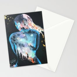 The Feeling of Being Stationery Cards