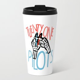 21PILOTS Travel Mug