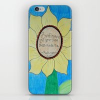 stevie nicks iPhone & iPod Skins featuring The gardens of Buckingham and Nicks by Rocker-Fan-Art