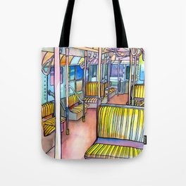 Love NYC's everything No.4 Tote Bag