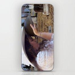 Gilded Memorial iPhone Skin