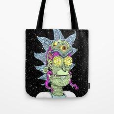 Monster Rick Tote Bag