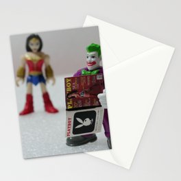 Caught! Stationery Cards