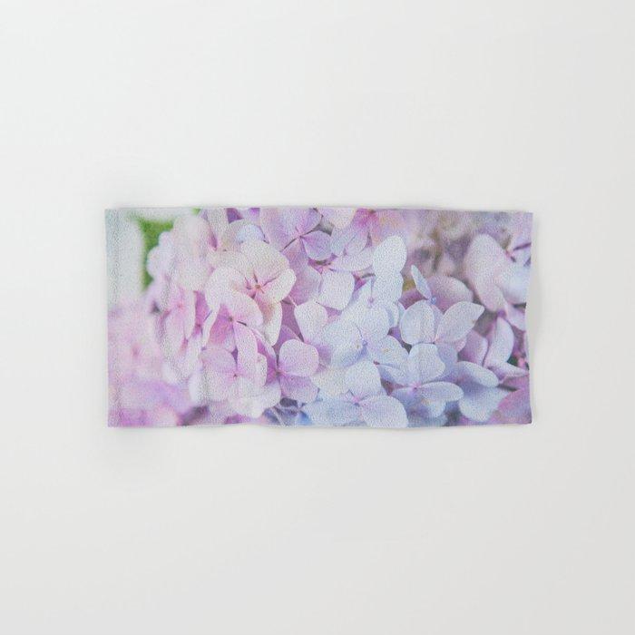 Bloomin' Fabulous Hydrangeas Hand & Bath Towel