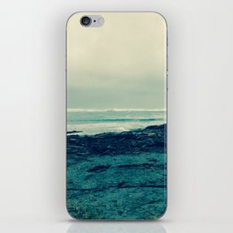 Lonely Ocean iPhone Skin
