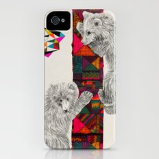 The Innocent Wilderness by Peter Striffolino and Kris Tate Slim Case iPhone (4, 4s)