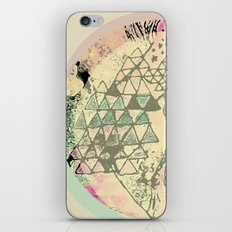 Shape Mesh iPhone & iPod Skin