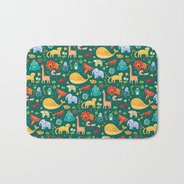 Animals Bath Mat