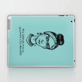 Hipstory Lessons: Frida Kahlo Laptop & iPad Skin