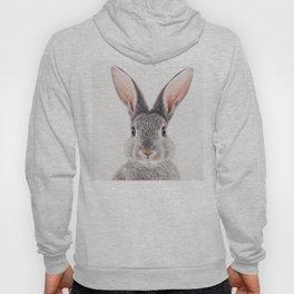 Baby Rabbit, Baby Animals Art Print By Synplus Hoody