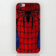 Amazing Spider-Man iPhone Skin